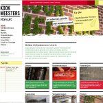 Dit is de Homepage van Kookmeesters Utrecht