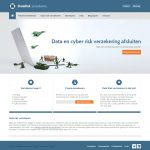 Data Risk Verzekeren Homepage