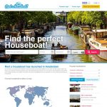 Houseboat rentals Amsterdam