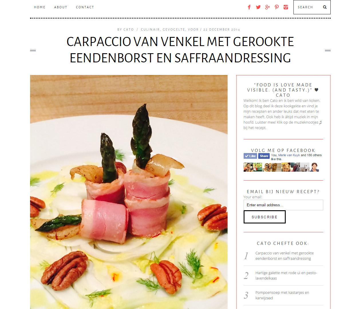 blog amsterdam food blogs