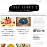 Cato Cheft 't food blog homepage