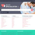 Homepage Beste Specialisten