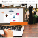 MemberGetMember - Homepage