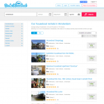 Bookahouseboat rentals amsterdam page